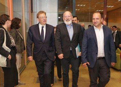 """Timmermans: """"España es una democracia en la que se respeta por completo el Estado de Derecho"""""""