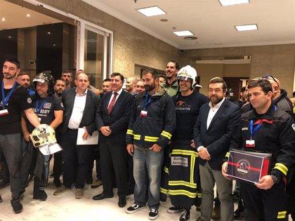 Acuerdo en el Congreso para homogeneizar el servicio de bomberos en toda España la próxima legislatura