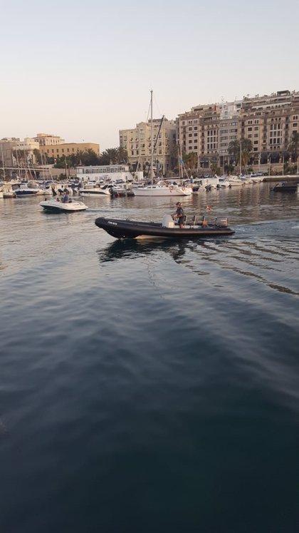 Aparece en una playa del centro de Ceuta el cadáver de un varón con unos 30 años sin signos de violencia