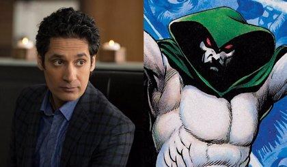 Stephen Lobo será Espectro en Crisis en Tierras Infinitas
