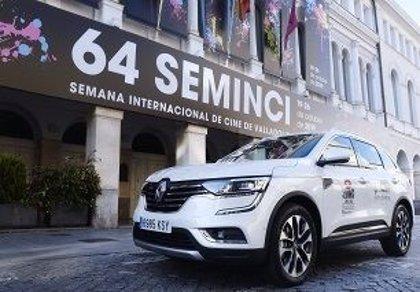 Renault volverá a ser el vehículo oficial de Seminci