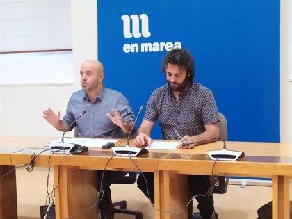 """El Grupo Mixto critica las rebajas fiscales de la Xunta para """"comprarse un chalé en primera línea de playa en Sanxenxo"""""""