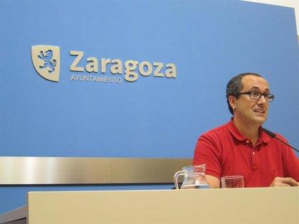 ZeC dice que la prioridad son las obras en colegios e inversiones en barrios en lugar de reformar La Romareda