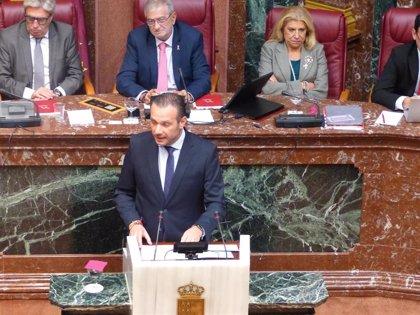 """Segado (PP): """"El Mar Menor necesita unidad política para que seamos capaces de sacar adelante nuestra joya más preciada"""""""