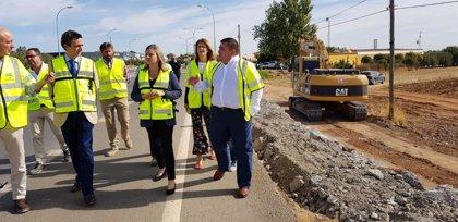 Las obras de emergencia en carreteras de Málaga afectadas por el temporal de 2018 se encuentran al 45% de ejecución