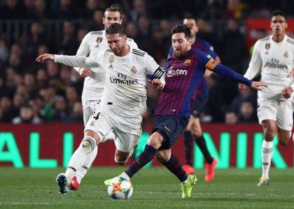 Barça y Real Madrid proponen jugar el Clásico del Camp Nou el 18 de diciembre