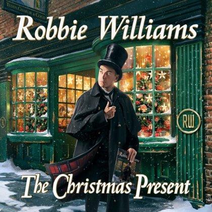 Robbie Williams anuncia su primer álbum navideño