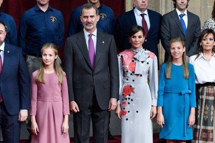 La Princesa Leonor calienta motores para los Premios Princesa de Asturias