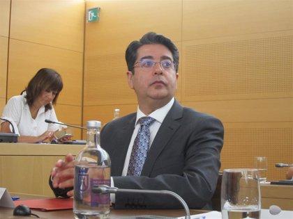 """Pedro Martín admite que """"no hay nada cerrado"""" sobre la reorientación del FDCAN y el reparto del IGIC"""
