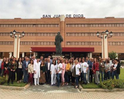 """Alcaldes del PSOE piden a la Junta más medios ante el """"colapso"""" del Hospital San Juan de Dios de Bormujos"""