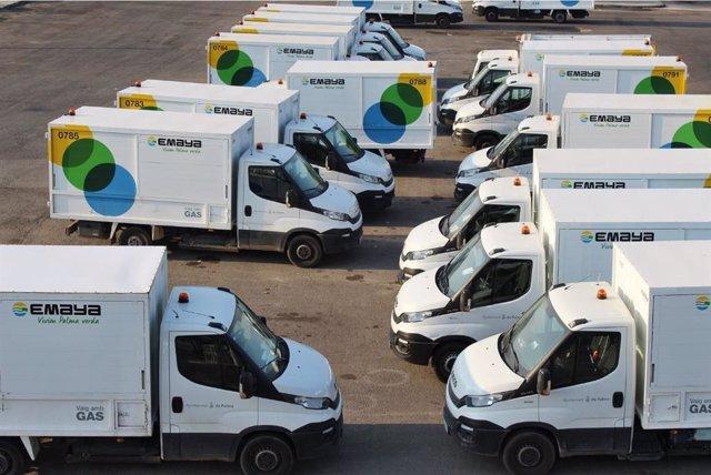 Recurs camions d'Espanya