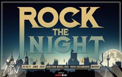Nace un nuevo festival en Rivas Vaciamadrid: Rock the Night