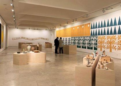 Ballester y Ferrant reivindican la pedagogía en el arte en una muestra en Valladolid