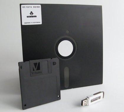 El sistema de lanzamiento de misiles nucleares de EEUU prescinde de los disquetes de 8 pulgadas