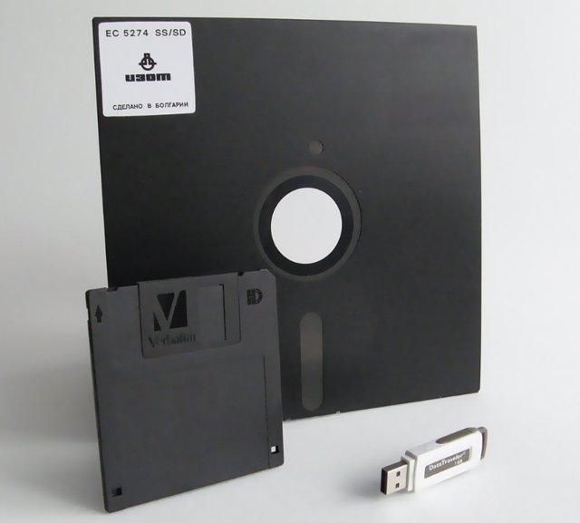 EEUU moderniza su sistema de misiles nucleares y sustituye los disquetes de 8 pu