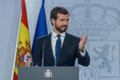 Casado abre mañana en Valladolid la XXV Intermunicipal del PP bajo el lema 'La España que suma'