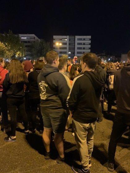 Libertad con comparecencias quincenales para los detenidos en altercados en Lleida