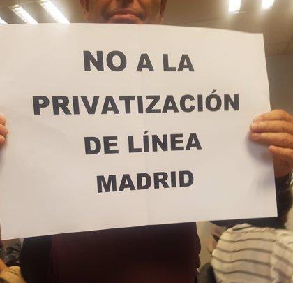 PSOE alerta del intento de reversión de la municipalización de Línea Madrid