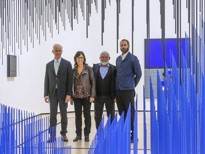 Museo Guggenheim Bilbao presenta 'Soto. La cuarta dimensión', retrospectiva que repasa la obra de Jesús Rafael Soto