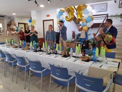El centro para personas mayores Llar Reina Sofia celebra su 31 aniversario