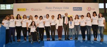 """El CSD celebra su unión con el 'Reto Pelayo Vida' para """"potenciar el deporte y la mujer"""""""