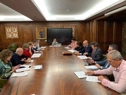 El Ayuntamiento de León aprueba en Junta de Gobierno la contratación de los elementos de control de acceso a Ordoño II