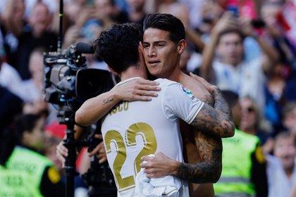 El Real Madrid defiende liderato lleno de ausencias y sin la 'presión' del Clásico