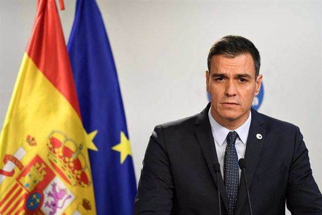 """Brexit.- Sánchez ve """"prematuro"""" avanzar qué exigirá España para que Gibraltar se"""