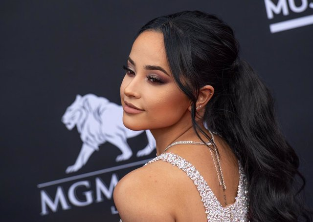 May 1, 2019 - Las Vegas, Nevada, United States: Becky G attends the 2019 Billboard Music Awards at MGM Grand Garden Arena. (Tom Donoghue/Contacto)