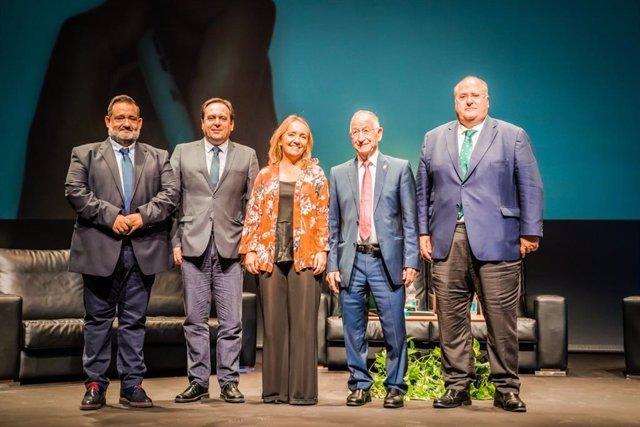 Inauguración de las XX Jornadas Andaluzas de Bibliotecarios