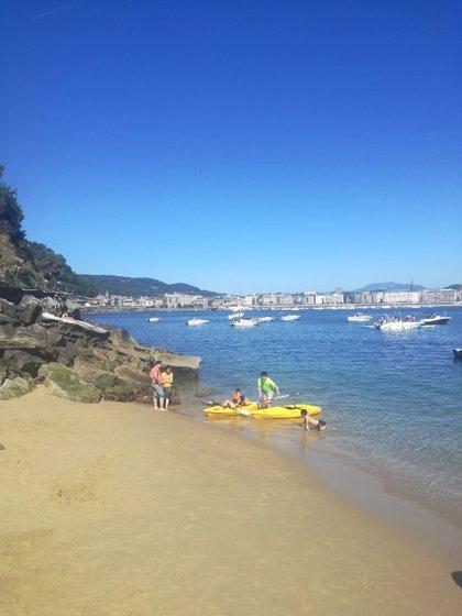 """Haritzalde pide que la isla Santa Clara de San Sebastián sea """"un biotopo protegido"""""""