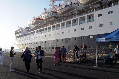 Más de 600 turistas desembarcarán en el puerto de Huelva de la mano del crucero 'Saga Sapphire'