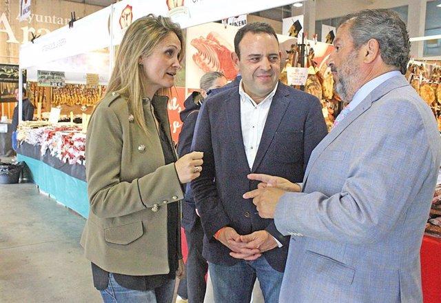El cabeza de lista de Cs al COngreso por Huelva, Carlos Hermoso.