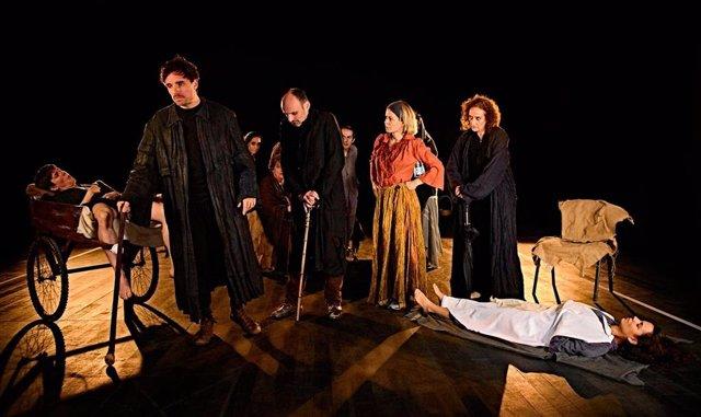 'Divinas Palabras' Llega Este Sábado Al Gran Teatro