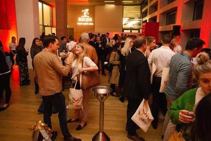 Más de 500 amantes del vino y la gastronomía se han dado cita en Londres en la gran cata del 'Rioja 10x10'