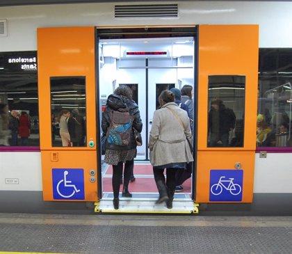 Renfe registra un 40% menos de pasajeros por la mañana y un 25% por la tarde por la huelga