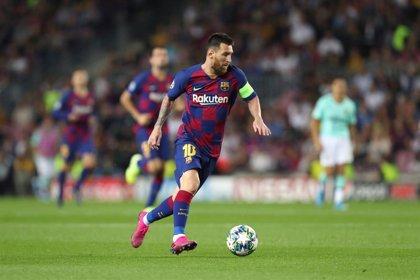 """Messi: """"No quiero un contrato que me ate, quiero rendir y jugar por objetivos"""""""