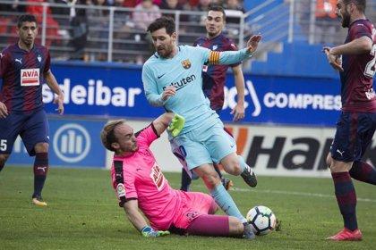 Eibar e Ipurua insisten en incomodar a su 'verdugo' Barça