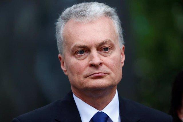 Gitanas Nauseda, presidente de Lituania