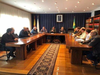 Alcaldes del PP y PSOE de A Terra Chá se unen contra los proyectos mineros de Erimsa en la comarca