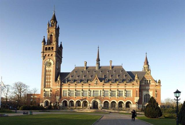 Sede de la Corte Internacional de Justicia