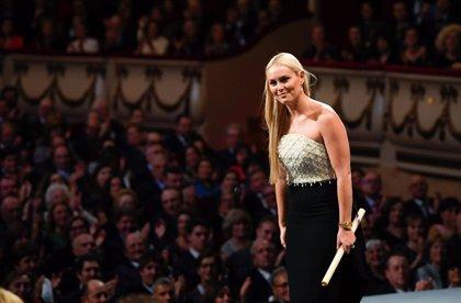 La exesquiadora Lindsey Vonn recibe el Premio Princesa de Asturias de los Deportes 2019