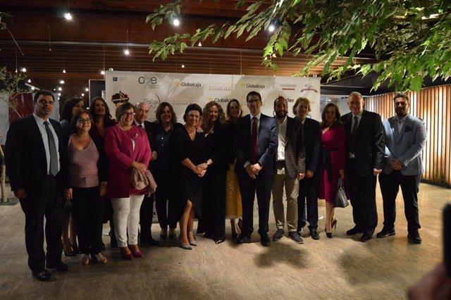 Cena de celebración del 25 aniversario de la Asociación de Jóvenes Empresario