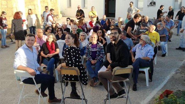 Candidatos de Unidas Podemos por Cádiz