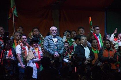 Bolivia.- Carlos Mesa, el escritor que quiere volver a ser presidente en Bolivia