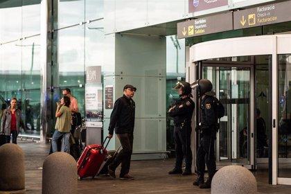 Sin incidencias en los servicios de transporte en Cataluña excepto un corte en la carretera AP-7 en Girona