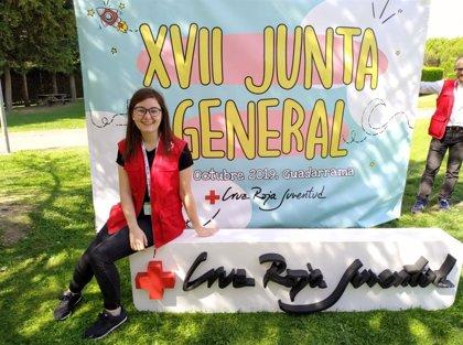 Jone Sola Oiza, nueva directora de Cruz Roja Juventud en Navarra