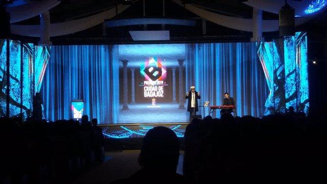 Gala de premios 'Ciudad de Badajoz'