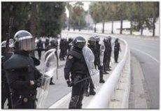 Sense incidències als serveis de transport de Catalunya excepte un tall a la carretera AP-7 a Girona (AUGC)