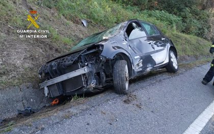 Investigan a un hombre por conducir bajo los efectos de alcohol y de forma temeraria en Valga (Pontevedra)